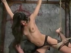 Tied for tickling - Lyla Storm
