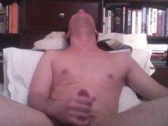 Frat Boy Busts a Nut