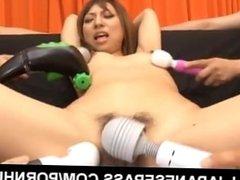 Hairy AIno Uta receives naughty pleasures