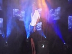 """""""Stewardess"""" More erotic and strip video - candytv.eu"""