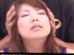 Large dick for nasty Marin Asaoka