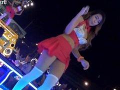 Hot Thai Coyote Dancer