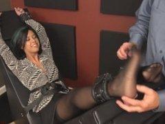 Tickling-Videos.com - TickleAbuse - Sexy Secretary Samantha