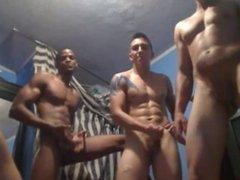 hunks webcam party