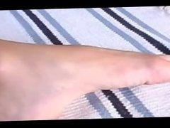 Self Foot Kissing