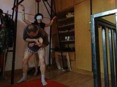 bondage tickle on chinese chicks