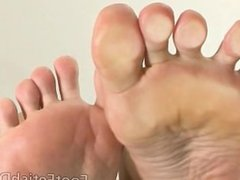 Asian Soles On Glass