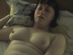 Wife enjoys masturbating. blowjob and facial