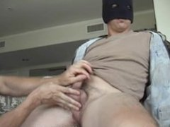 Small Dick Soldier Tied Up And Made To Come Three Times (2)