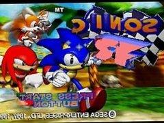 Ebony Bitch Gets Fucked By Sonic