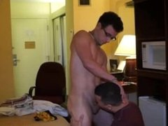 Fuck this Toyboy in a Hotel room
