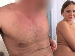 Hot wife first anal fuck