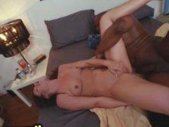 Lola Foxx Sucked That Humongus Cock Deep Throat