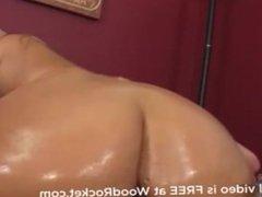 Big ass milf fucks & swallows cum
