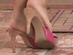 Andie Valentino's Beautiful Feet