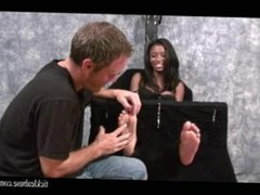 tickle abuse ebony tickled
