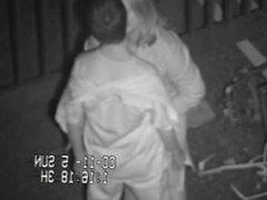 CCTV Behind a Sunderland Nightclub Part 3
