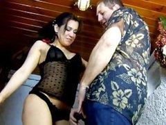 Hot ex girlfriend bondage squirt