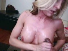 Sindy Gets Fucked Hard By Big Black Cock