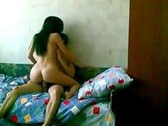 loving couple having sex