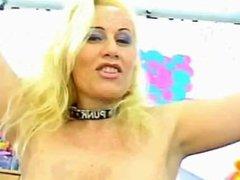 Horny Webcamgirl Inserts High heels In Her Pussy 1 - heelslovers@pornhub