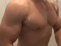 how to shave your massive chest/pecs