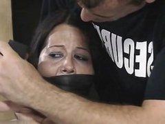 Glamour pussy brutal anal orgasm