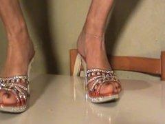 feet mature my wife
