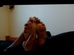 College Girl Feet Tickle