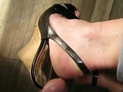 Shoe Cum 3 - heelslovers@pornhub