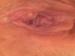 Dripping Pussy After Being Fucked