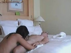 Anal sex after a shower with a friend
