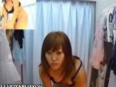 Fitting Room Voyeur Video