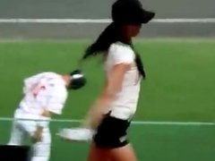 Hot Korean Cheerleaders Sexy Dance