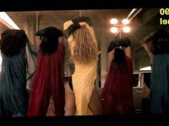 Beyonce - Ass and Boobs shake