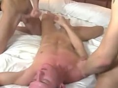 hot twink threesome