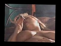 Milf smoking cigar while masturbating