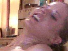 Tyra Misoux Hardcore Anal Cumshot