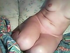 Sexy girlfriend gets her pussy rubbed