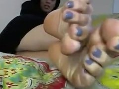 goddess bossy feet