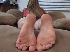 Jessica Taylor Super Feet
