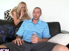 Step mom seduces daughters boyfriend