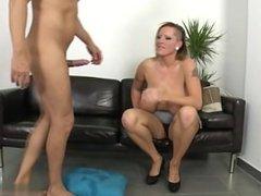 Sexy pornstar ass sex
