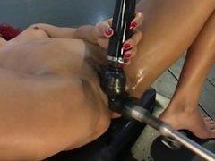 Big tits first ass fuck
