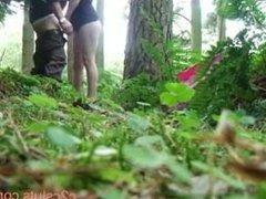 Dans les bois une envie subite