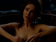 Carice Van Houten Game of Thrones Nude Bath-HD-AllTheNudes.Blogspot.
