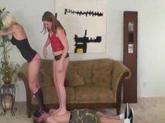 2 Women Trample