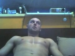 Hot straight guy serviced