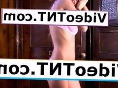 Pole Dancing Underwear Model