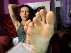 Fetish Feet Italian